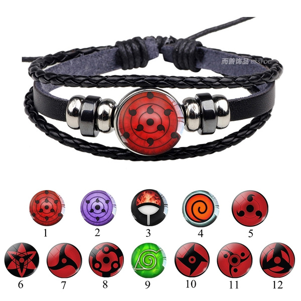 black bracelet, sharinganeye, Cosplay, Jewelry