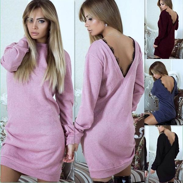 Fashion, sleeve dress, Lace, Sleeve