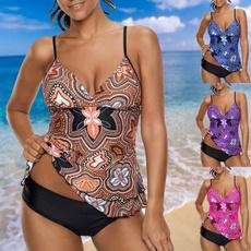 Fashion, bikini set, Swimming suit, Spaghetti Strap