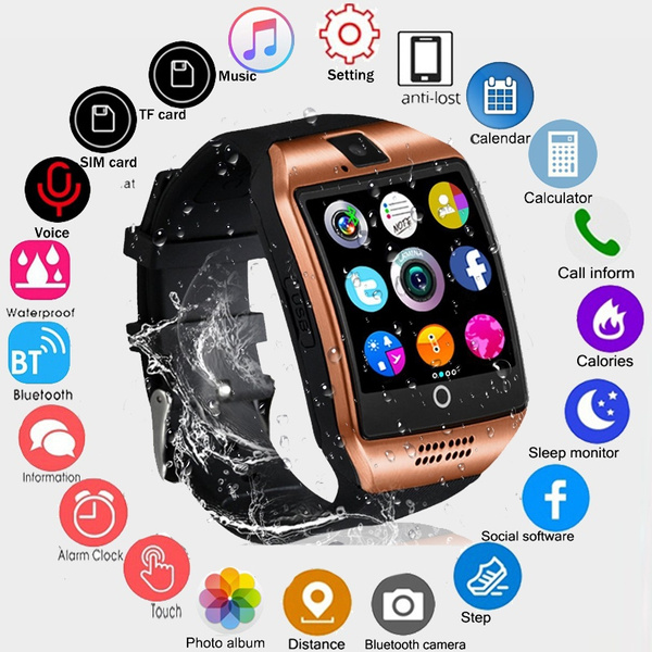 Equipment, smartwatche, Men Business Watch, fashion watches