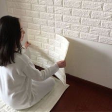 Decor, Waterproof, Home & Living, 3dwallpaperwallpaper