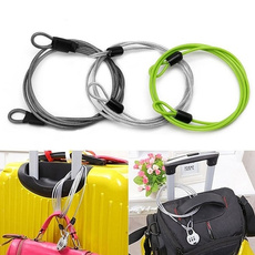 wireropelock, Outdoor, Cycling, bicycleropelock