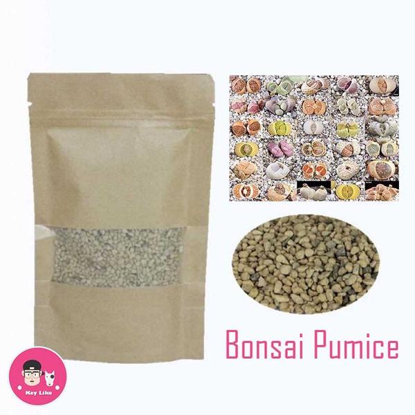 Bonsai, homeandclimbingflowerseed, waterretention, leavingairtotheroot