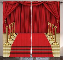 art, Concerts, Shower Curtains, Modern
