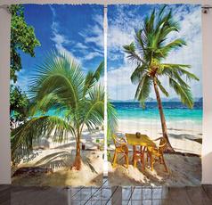 Decor, Shower Curtains, customshowercurtain, Vacation