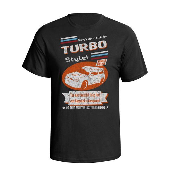 Mens T Shirt, retro style, Cotton T Shirt, Cars