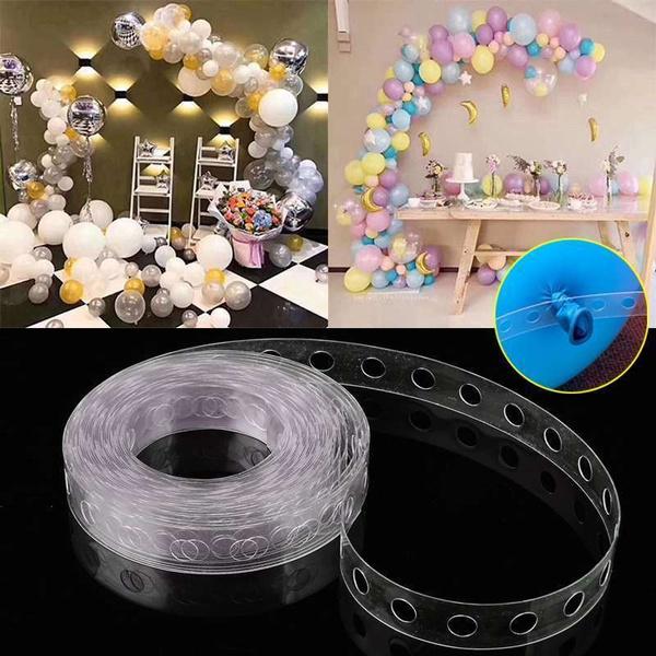 party, archstrip, Chain, Balloon