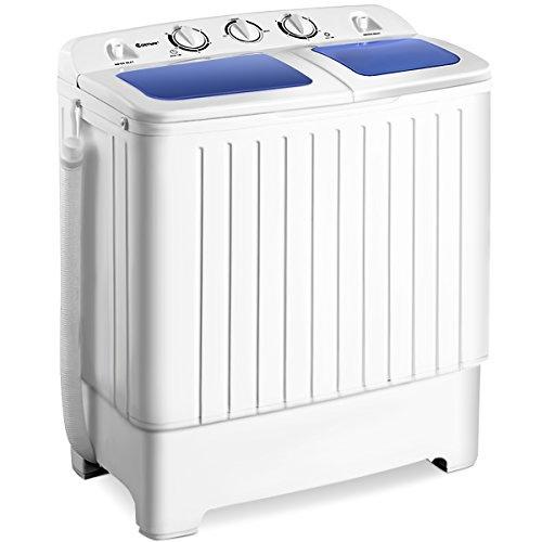 Machine, Mini, Tub, white