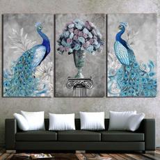 peacockartwork, peacock, Wall Art, Home Decor