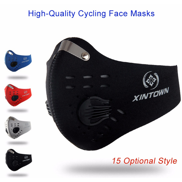 ridingmask, Bicycle, Outdoor, Cycling