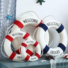 Home Decor, nauticaldecor, lifebuoydecor, Cloth