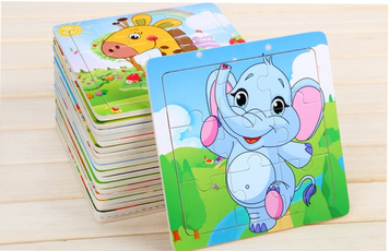 Toy, childrenjigsaw, Wooden, woodenjigsawpuzzle