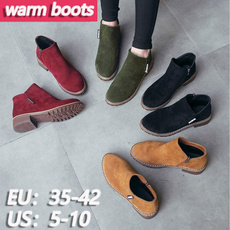 ankle boots, Outdoor, Winter, Classics
