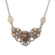 steampunknecklace, punk, Steampunk, Necklaces Pendants