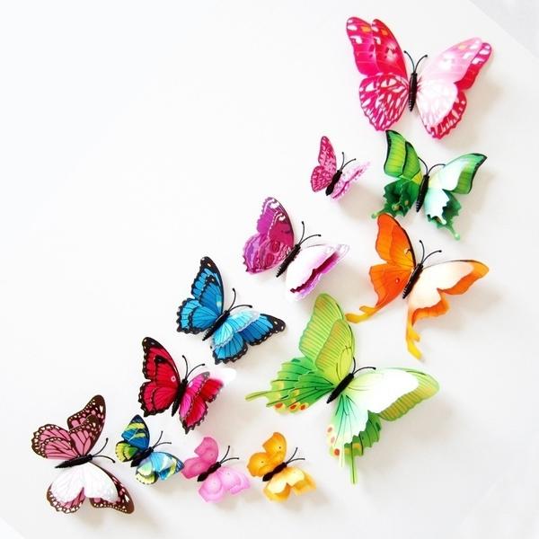 butterfly, 3dwallstickersforkidsroom, butterflywallsticker, Butterflies