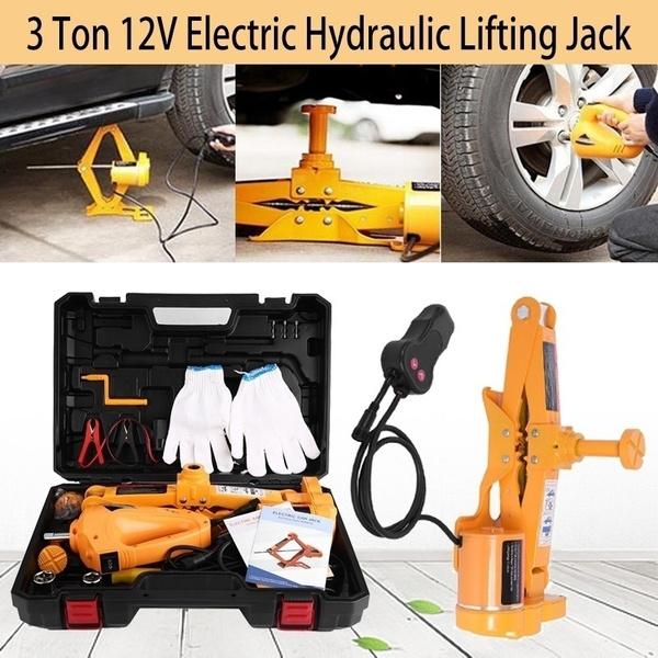 autojack, Electric, floorjack, repairtool