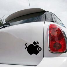 Car Sticker, Door, Decals & Bumper Stickers, reflectivesticker