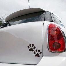 Car Sticker, Decals & Bumper Stickers, Pets, reflectivesticker