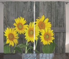 Summer, Decor, Garden, Sunflowers
