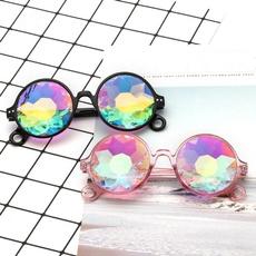 kaleidoscopeglasse, Fashion, Colorful, Festival