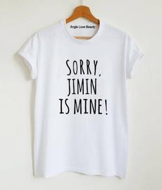 bangtan, K-Pop, Fashion, Shirt