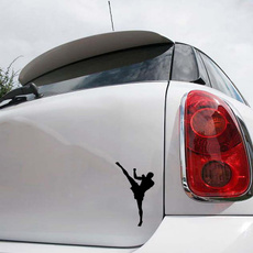 Car Sticker, Head, Jewelry, Decals & Bumper Stickers