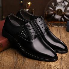Flats, Fiber, leather, Dress