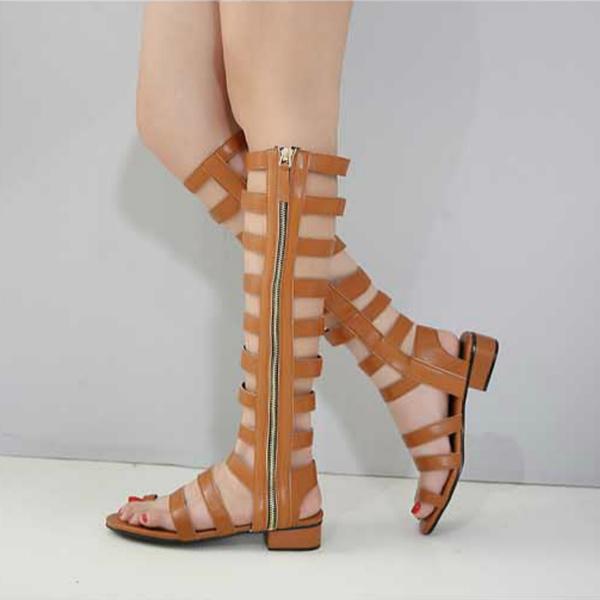 Summer, Sandals, opens, Boots