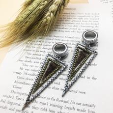 Steel, Stainless, Stainless Steel, Dangle Earring