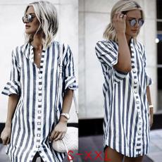 Summer, Fashion, Women Blouse, tshrit
