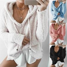 Hoodies, Women Sweater, womens hoodie, Sleeve