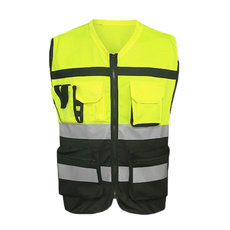 Vest, Fashion, Protective Gear, highvisibility