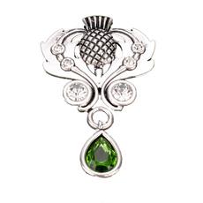 amulet, Celtic, Flowers, Jewelry