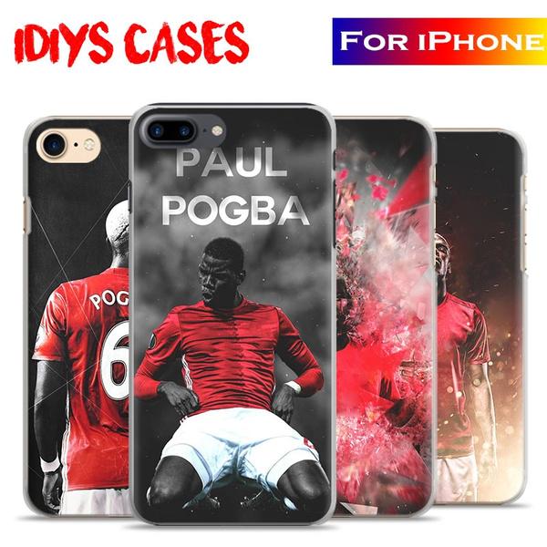 Paul Pogba Footballer Coque Mobile Phone Case Cover Shell Bag For Apple iPhone X 8Plus 8 7Plus 7 6sPlus 6s 6Plus 6 5 5S SE 4S 4   Wish