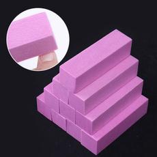 pink, Sponges, nailbuffering, Beauty