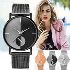 quartz, gold, fashion watches, Watch