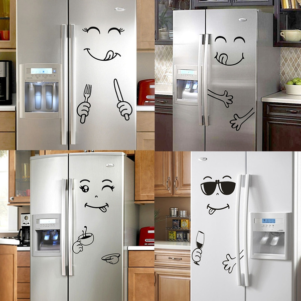 PVC wall stickers, cute, Kitchen & Dining, art