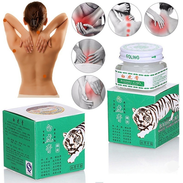 Muscle, frozenshoulder, Medical, tigerbalm