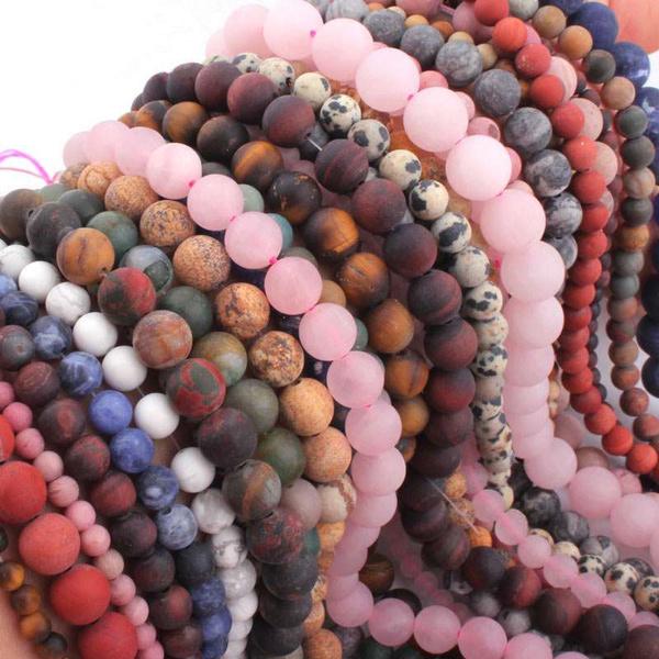 Necklace, diy, quartz, Bracelet Making