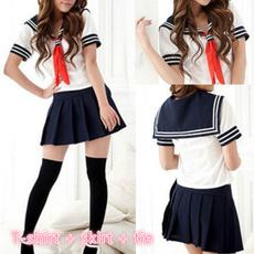 sexy uniform, School, Cosplay, extoy