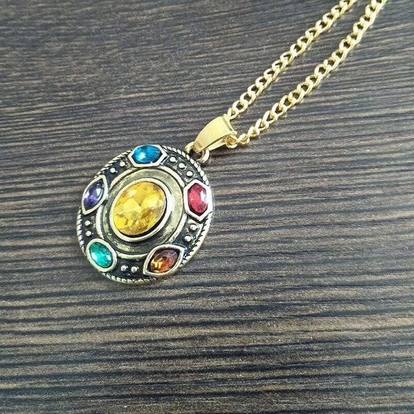 thano, Infinity, Crystal Jewelry, infinitystone