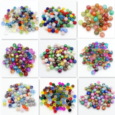 8MM, rondellefaceted, Mixed Lots, Crystal