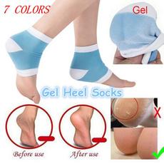 exfoliating skin, Socks, Tool, gelsock