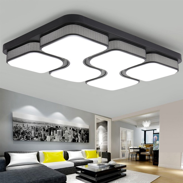 High Brightness Led Ceiling Lamp Living Room Decorative Ceiling Light Wish