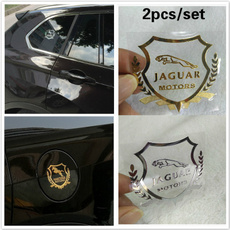 Car Sticker, jaguar, Logo, Cars