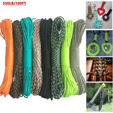 parachute, ropeforbracelet, Bracelet, Survival