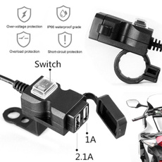 Sockets, Waterproof, charger, motorcyclecharger