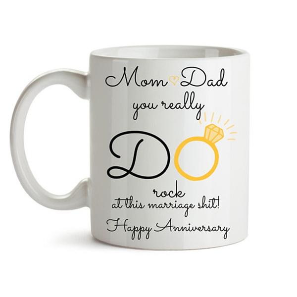 Funny, Coffee, Anniversary Gift, teamug