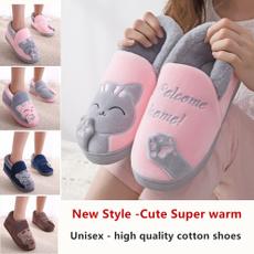 Cotton, cute, cottonshoe, womanwintershoe