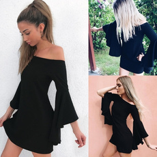 Mini, Fashion, off the shoulder top, Clothes